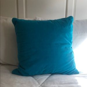 Pier One imports Blue Pillow